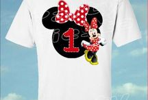 Minnie Red Birthday Party decorations
