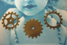 Gears,Sprockets & Metalwork ✹ / by Scorpio 333