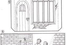Paul and Silas di penjara