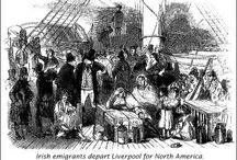 History ~ Irish Potato Famine