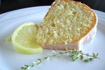 Cakes / by Susan Morcom