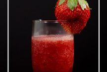 Rican Vegan Drinks / Recipes for healthy smoothies and milkshakes.  Vegan drinks.