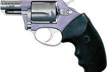 Revolvers and Hand Guns
