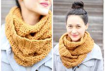Projects / Crochet, knitting