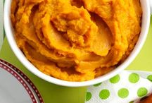 Sweet Potatoes (Mashed)