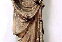 rzeźba - Madonna z Dzieciątkiem