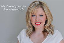 Hair/Makeup Ideas