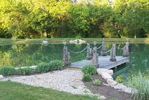 Pond / by French Country Renovation