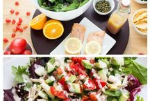 Recipes ~ Salads