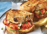 Sandwiches. / by Mallori Macedo