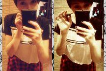 #Selfies / My selfies ;*