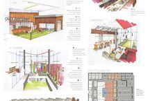 Interior Design - Graduate Student Work / https://design.asu.edu/degree-programs/interior-design