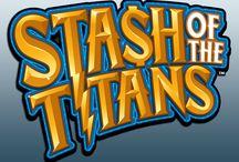 Stash of the Titans / È il momento dei Titani! Tutte le creature mitologiche di rilievo fanno capolino in Stash of the Titans, slot dallo stile cartoon. Le caratteristiche sono notevoli: 15 giocate gratuite con moltiplicatore x4, e un jackpot strabiliante, di ben 200.000 monete. Registra un conto con Voglia di vincere per giocare!