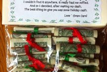 How to gift dollar bills