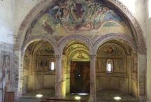 romanico / chiese romaniche del triangolo lariano