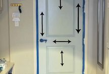 diy how to paint cabinets