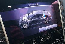 Car GUI 3D