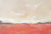 Art Inspiration - Abstract Landscapes