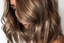 Волосы окрашивание