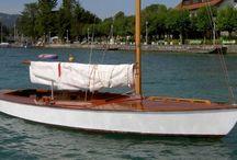 barche in legno / Progetti costruzione storia