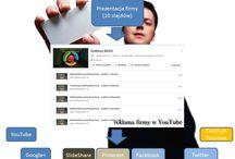 ReklamaFirm.TV / Przedstawiamy małe i średnie firmy, które chcą się reklamować w Internecie.