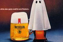 Vintage ads / old advertising, labels, cool vintage designs