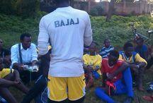 Projecten / Projecten van Football Maties in Afrika