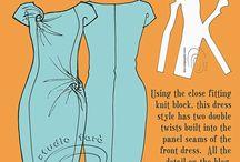 узлы платье Фаро