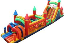 Hot Sale Inflatable Obstacle Course in Beston