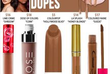 ❤️dupes