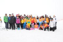 Kayak Kampı  / Her yıl geleneksel olarak düzenlenen kayak kampı, 24-27 Şubat 2014 tarihleri arasında gerçekleşti. Birinci sınıf ve on birinci sınıflar arası farklı yaş gruplarından oluşan öğrenci ve velilerin katılımları ile Bolu – Kartalkaya'da organize edilen kayak kampı, belirlenmiş program doğrultusunda amacına uygun bir şekilde tamamlandı. Öğrenciler kayak bilme seviyelerine göre ayrılarak, her seviyede toplam 10 saatlik ders programı günlük planlara yayılarak uygulandı.