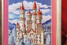 borduren kasteel