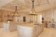 KITCHEN SPACES / by ELLE BLUE ROSE ( Elle Zacharias)