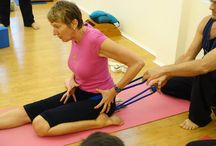 Iyengar Yoga Seated