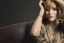 Boodles Campaign 2016-2017 / The British fine jewellery brand Boodles is delighted to unveil its latest advertising campaign featuring international model and best-selling writer Sophie Dahl for the third consecutive year.
