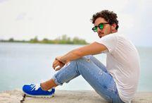Alfonso De Santis - Fashion Blogger / for Leopoldo Colibrì
