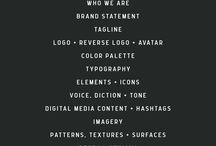 Branding Inspirations / Let's inspire each other!