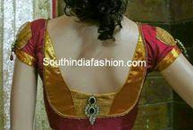 Pattu blouse
