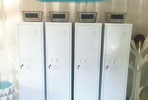 Kids schoolBags storage