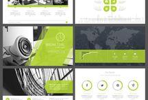 Presentations / Presentation design layouts