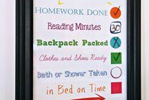 Kids Checklist