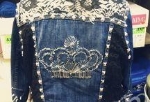 Jaquetas jeans