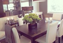 Salon/yemek odası