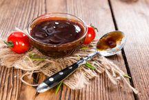 BBQ sauzen / Heerlijke sauzen voor bij de BBQ