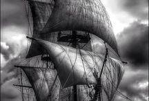 vitorlás hadihajók