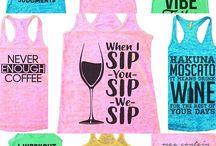 Womens Funny Saying Shirts Assortments