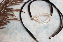 SMOKE Collection handmade Jewelry by Carla Amaro