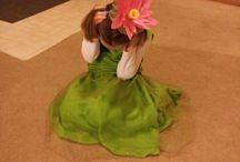 lily pad costume