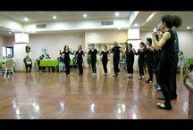 Dance/Youtube videos / by Missy Helwig