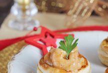 Dulce y salado de navidad